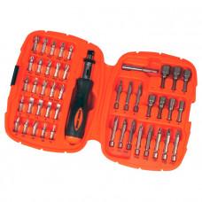 Набор инструментов BLACK&DECKER A7039-XJ 45 предм. (A7039)