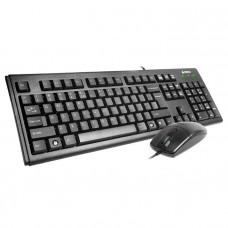 Комплект A4tech KM-72620D USB Black