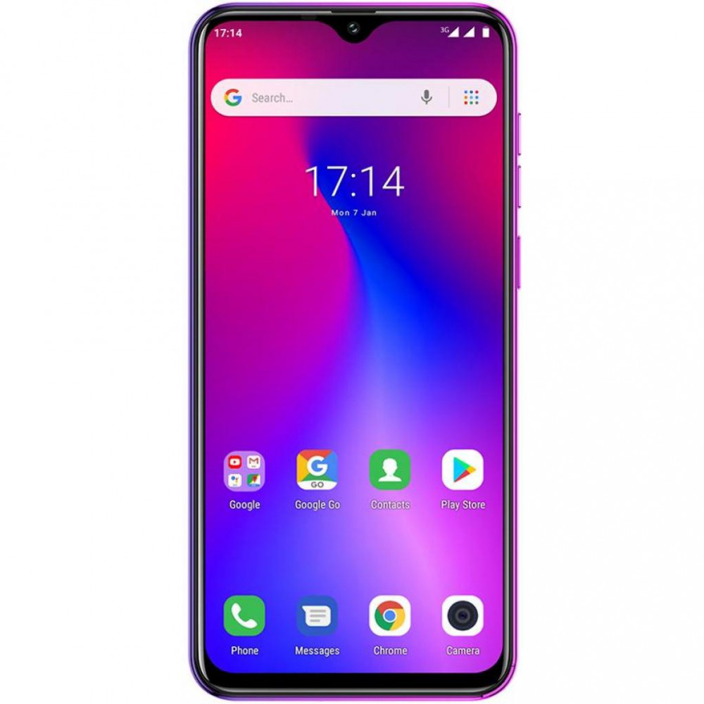 Мобильный телефон Ulefone S11 1/16Gb Twilight (6937748733034)