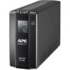 Источник бесперебойного питания APC Back-UPS Pro BR 650VA, LCD (BR650MI)