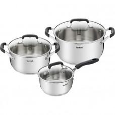 Набор посуды TEFAL Cook & Cool 6 предметов (E493S674)