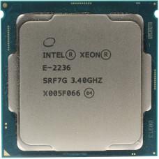 Процессор серверный INTEL Xeon E-2236 6C/12T/3.4GHz/12MB/FCLGA1151/TRAY (CM8068404174603)
