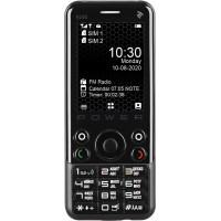 Мобильный телефон 2E E240 POWER Black (680576170088)