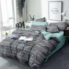Постельное белье MirSon Бязь 17-0003 Tulio 143х210 - 1,5-спальный (2200001382831)