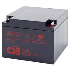 Батарея к ИБП CSB 12В 26 Ач (GP12260)
