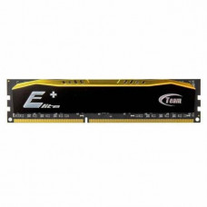 Модуль памяти для компьютера DDR3 4GB 1333MHz Elite Plus Team (TPD34G1333HC901 / TPD34G1333HC9BK)