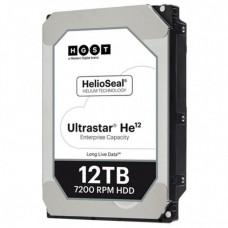 """Жесткий диск 3.5"""" 12TB Western Digital (0F30146 / HUH721212ALE604)"""