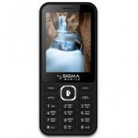 Мобильный телефон Sigma X-style 31 Power Black (4827798854716)