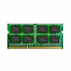 Модуль памяти для ноутбука SoDIMM DDR3 4GB 1333 MHz Team (TED34GM1333C9-S01/ TED34G1333C9-S01 /SBK)