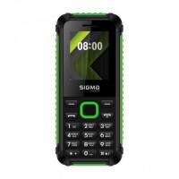 Мобильный телефон Sigma X-style 18 Track Black-Green (4827798854433)