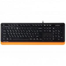 Клавиатура A4tech FK10 Orange
