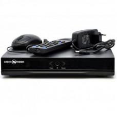 Регистратор для видеонаблюдения GreenVision GV-A-S033/08 (4615)
