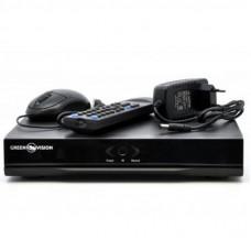 Регистратор для видеонаблюдения GreenVision GV-A-S034/16