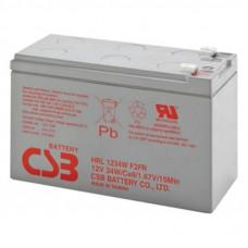 Батарея к ИБП CSB 12В 9Ач (HRL1234WF2FR) (HRL1234WF2FR)