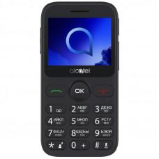Мобильный телефон Alcatel 2019 Single SIM Metallic Gray (2019G-3AALUA1)