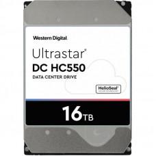 Жесткий диск для сервера 16TB SATA 7200 256MB DC HC550 WD (0F38462)