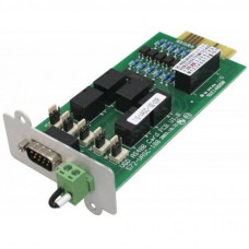 Сетевая карта Powercom SNMP-адаптер AS400 (AS400)
