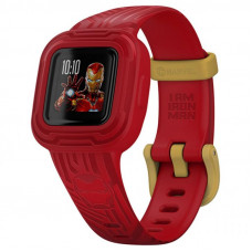 Фитнес браслет Garmin vivofit jr3, Marvel Iron Man (010-02441-11)
