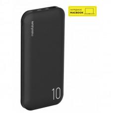 Батарея универсальная MakeFuture Power Bank MyPower 10000 mAh 18W PD QC Black (MPBW-102BK)