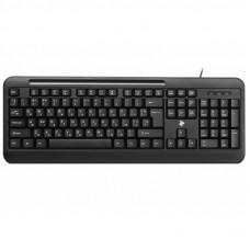 Клавиатура 2E KM1040 USB Black (2E-KM1040UB)