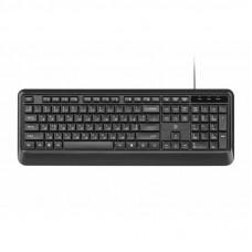 Клавиатура 2E KS130 USB Black (2E-KS130UB)