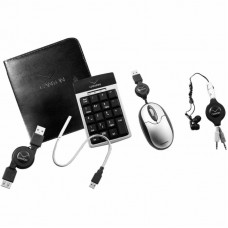 Комплект Canyon Key pad with 3 ports USB hub (CNP-NP3)