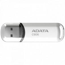 USB флеш накопитель ADATA 16Gb C906 White USB 2.0 (AC906-16G-RWH)