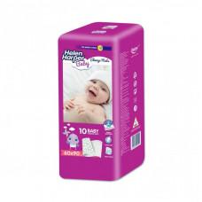 Пеленки для младенцев Helen Harper 60x90 см, 10 шт (5411416014515/5411416014522)
