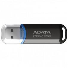 USB флеш накопитель ADATA 32GB C906 Black USB 2.0 (AC906-32G-RBK)
