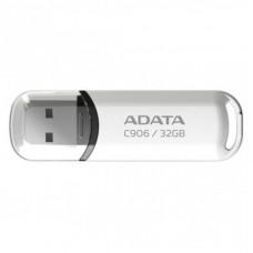 USB флеш накопитель ADATA 32GB C906 White USB 2.0 (AC906-32G-RWH)