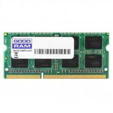 Модуль памяти для ноутбука SoDIMM DDR3 4GB 1600 MHz GOODRAM (GR1600S364L11S/4G)