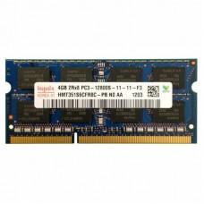 Модуль памяти для ноутбука SoDIMM DDR3 4GB 1600 MHz Hynix (HMT351S6CFR8C-PB)