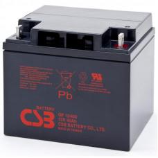 Батарея к ИБП CSB 12В 40 Ач (GP12400)