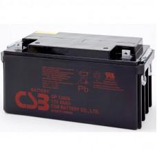Батарея к ИБП CSB 12В 65 Ач (GP12650)