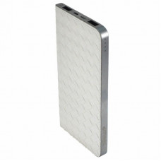 Батарея универсальная CoolUp CU-Y006 6500mAh White (BAT-CU-Y006-WH)