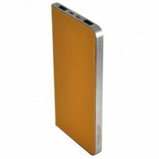 Батарея универсальная CoolUp CU-Y006 6500mAh Yellow (BAT-CU-Y006-YL)