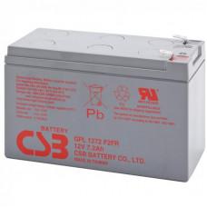 Батарея к ИБП CSB 12В 7.2 Ач (GPL1272F2)