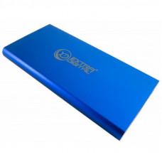 Батарея универсальная EXTRADIGITAL YN-012 (12 000 mAh, input microUSB+Lightinihg) Dark Blue (PBU3422)