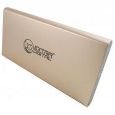 Батарея универсальная EXTRADIGITAL YN-012 (12 000 mAh, input microUSB+Lightinihg) Gold (PBU3421)