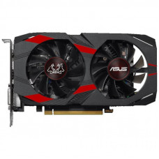 Видеокарта ASUS GeForce GTX1050 Ti 4096Mb CERBERUS Advanced (CERBERUS-GTX1050TI-A4G)