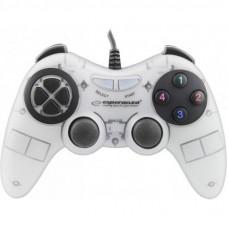 Геймпад Esperanza Fighter PC White (EGG105W)