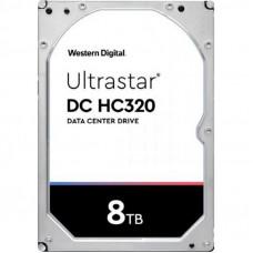 """Жесткий диск для сервера 3.5"""" 8TB SAS 256MB 7200rpm WD (0B36400/HUS728T8TAL5204)"""