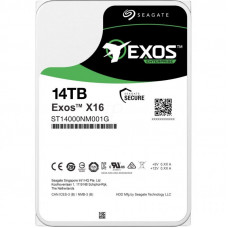Жесткий диск для сервера 3.5'' 14TB Seagate (ST14000NM001G)