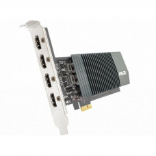 Видеокарта ASUS GeForce GT710 2048Mb Silent 4*HDMI (GT710-4H-SL-2GD5)