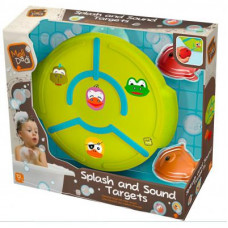 Интерактивная игрушка Meli Dadi Интерактивные водные мишени (80019)