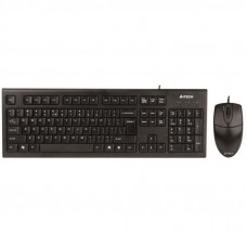 Комплект A4tech KR-8520D USB Black