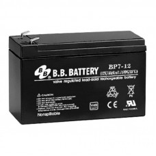 Батарея к ИБП BB Battery BP 7.2-12 (BP7.2)