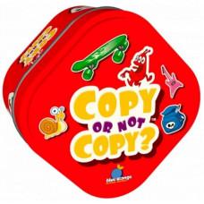 Настольная игра Blue Orange Copy or not copy (904550)