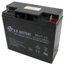 Батарея к ИБП BB Battery BP 12V - 17Ah (BP17)