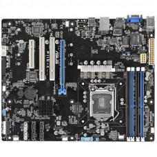 Серверная материнская плата ASUS P11C-X s1151 C242, 4xDDR4, M.2 USB 3.1 ATX (P11C-X)